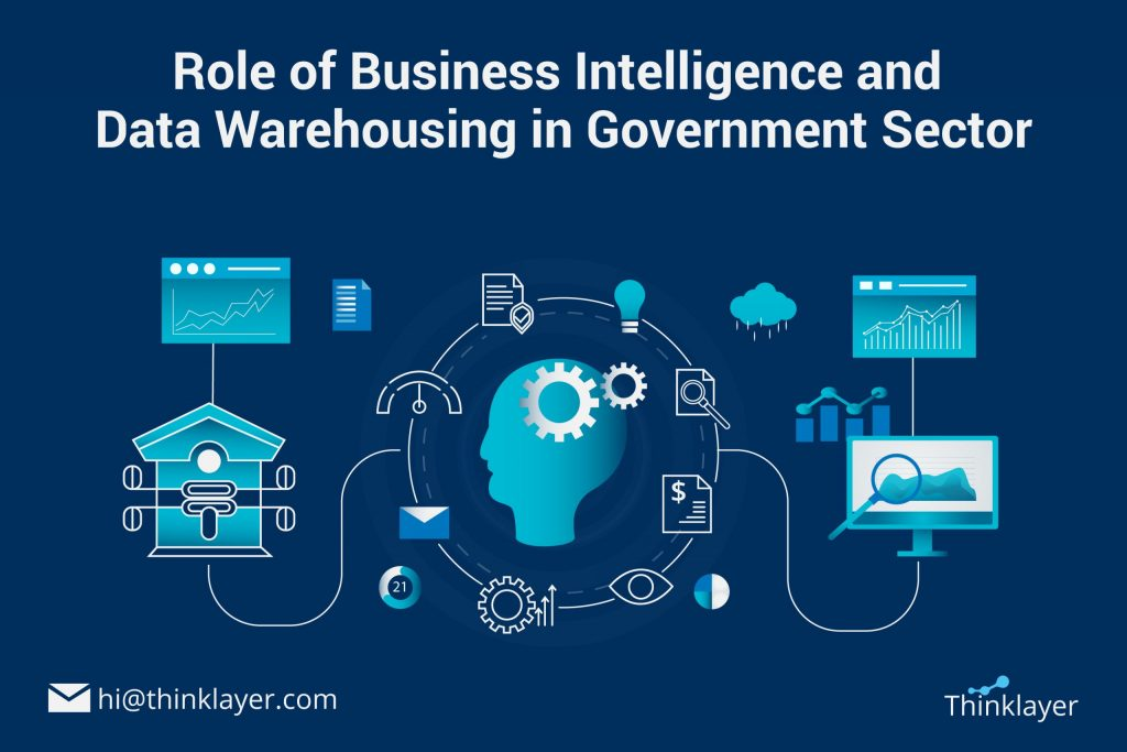Role of Business Intelligence and Data Warehousing in Government Sector - Thinklayer